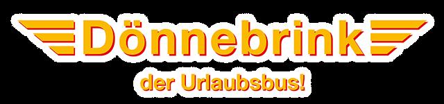 Reisedienst Dönnebrink Logo